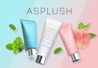 【新商品販売】歯を白く美しく。ASPLUSH「スーパーミント味」登場
